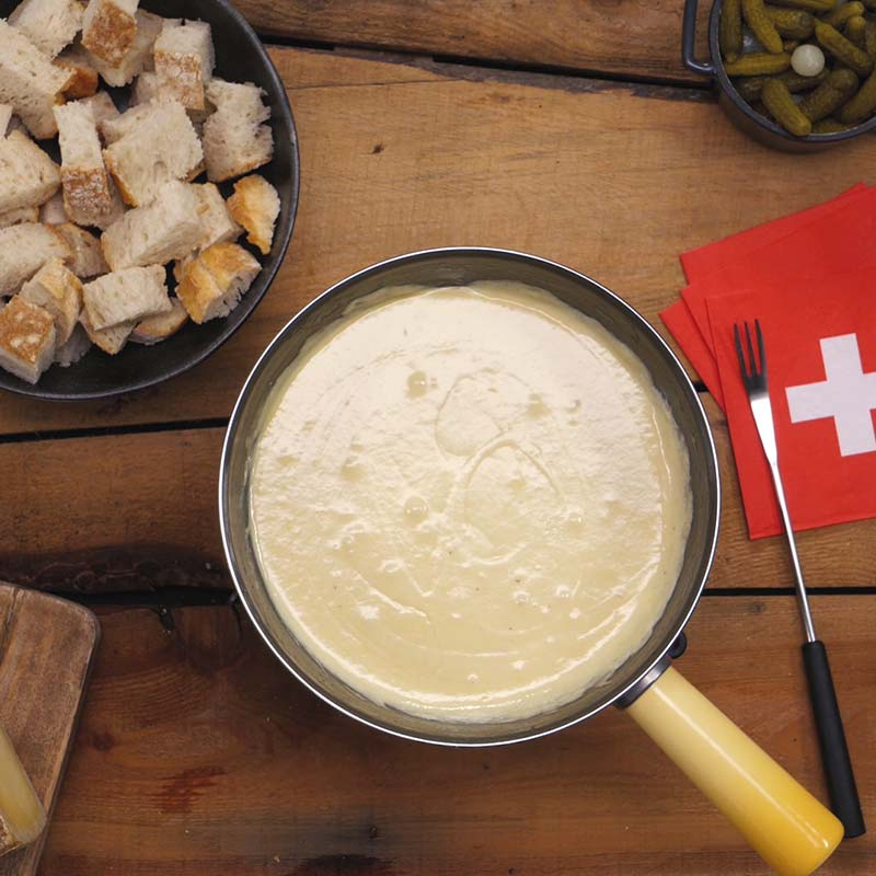 les fromages suisses radio